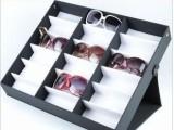 批发新款18格眼镜展示盒、眼镜收纳盒、眼镜盒