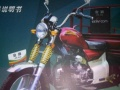 金狮150三轮摩托车