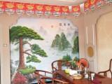 珠海画之缘彩绘工作室提供专业靠谱墙绘彩绘服务