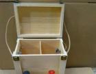 各种红酒木盒皮盒包装盒批发零售