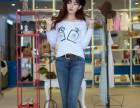 韩版初秋长袖衫批发2017最新款热销秋季女装货源厂家直销批发