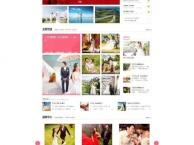 婚庆公司,婚车租赁高端专业的展示型网站
