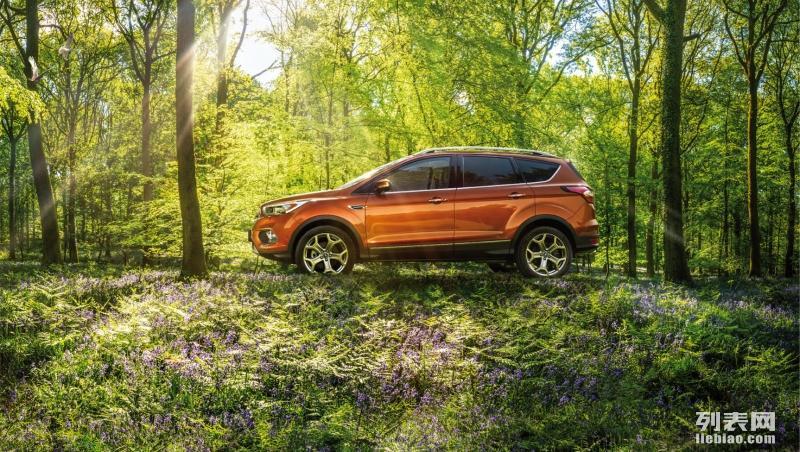 新福特翼虎上市 刷新中级SUV价值新标尺高清图片