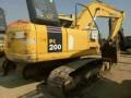 二手挖掘机小松200-7低价出售