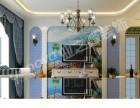 业之峰装饰--夏都景苑140地中海风格
