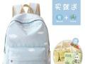 韩版帆布背包