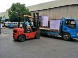 搬家公司自带叉车地牛专卸大件设备机柜搬运