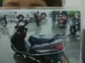8.5成新雅马哈ZY100T-7 踏板摩托车