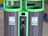 昆明户外垃圾桶批发 价格 图片