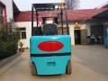 1吨/1.5吨/2吨三支点座驾式全电动叉车, 高车液压铲车