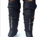 正品暴龙秋冬季电瓶车电动车摩托车护膝批发保暖长款男士加厚护腿