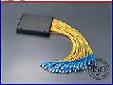 电信级1分64路ABS尾纤式1分64路PLC分路器