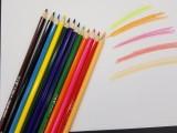 12色铅笔A梁山12色铅笔A12色铅笔厂家直销A