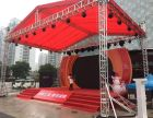 舞台/会议背板搭建 LED屏 投影仪 桌椅出租