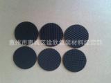 惠州诠欣供应透明硅胶片,黑色格纹橡胶片