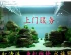 江阴鱼缸上门维修鱼缸长期清洗保养服务水族器材更换
