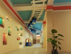 渝北区早教机构装修 教育培训学校装修 早教中心装修 爱港装饰