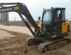 上海提供8成新沃尔沃60挖掘机车龄二年工作时间2307小时