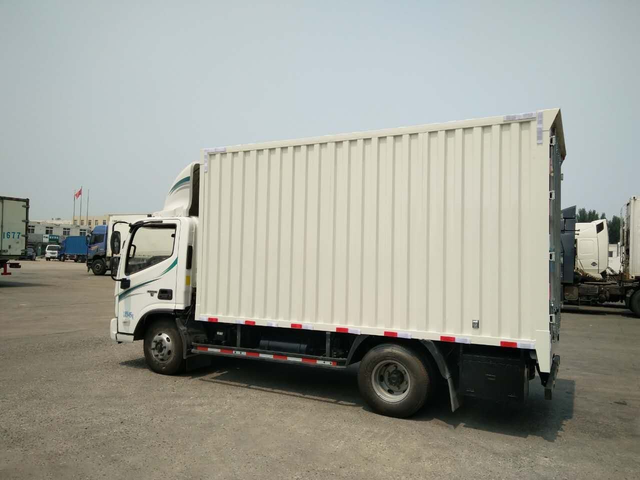 天津市小货车出租 4.2厢车运输 小卡车货运出租