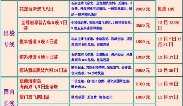 燕赵风景联票2018版118个景区机构100元