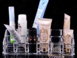 透明口红 唇彩 唇蜜展示架/化妆品小样收纳盒