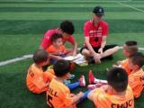 易前锋国际足球俱乐部青少年培训成人培训