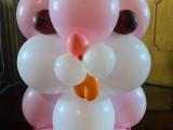 北京彩糖氣球小預算寶寶宴,上門布置,周歲滿月布置,氣球派對