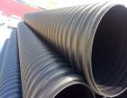 德州HDPE钢带管生产厂家新闻特写