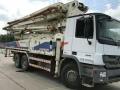 转让 中联重科混凝土泵车出售中联重科47米泵车一台