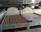 低价床垫双人床沙发床木质床衣柜免费送货