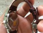 转让一款男士卡西欧皮带手表,全新100米防水