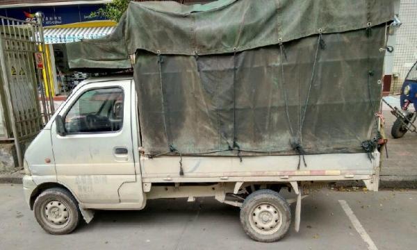 以拉货为主的小货车