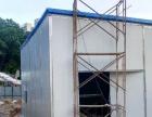 活动板房、钢构厂房、楼顶加层、钢构平台、厂房隔墙