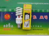 供应节能灯18W三基色螺旋形电子节能灯(半螺、全螺)