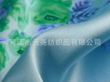 厂家供应 50D×75D 有光弹力色丁 弹力色丁 印