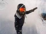 福建滑雪服定制公司 儿童羽绒服定制