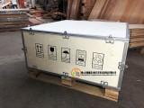 佛山顺德木箱定制供应厂家 免熏蒸出口木箱 镀锌钢扣木箱