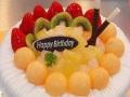 齐齐哈尔市生日蛋糕鲜花订购可来图订做