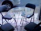 昆明桌椅租赁展会洽谈桌椅吧桌椅藤桌椅宴会桌椅折叠椅
