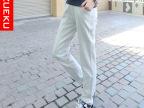 一件代发女裤 2015新款小脚运动裤大码宽松运动休闲裤显瘦卫裤 女