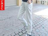一件代发女裤 2015新款小脚运动裤大码宽松运动休闲裤显瘦卫裤