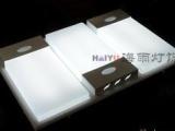 中山灯具批发现代亚克力面板方形吸顶灯98