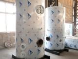 河南永興鍋爐集團供應3噸燃氣熱水鍋爐