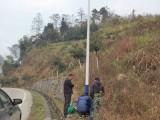 厂家直销广西云南贵州海南江西6米30W新农村太阳能路灯