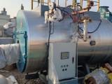 二手锅炉转让燃油燃气1吨10公斤锅炉