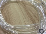 供应PVC软管水晶底柔软度好高品质玩具级