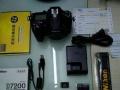 尼康 单反相机 D7200 套机
