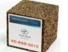 酒店宾馆用浮动地台隔振垫 胶垫VC-PAD-5015