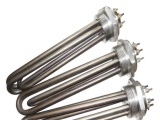 江苏瑞聚供应2KW不锈钢法兰加热管