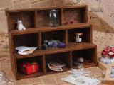 旧木良品 zakka杂货 首饰收纳盒 家居用品桌面收纳盒 木质工艺品